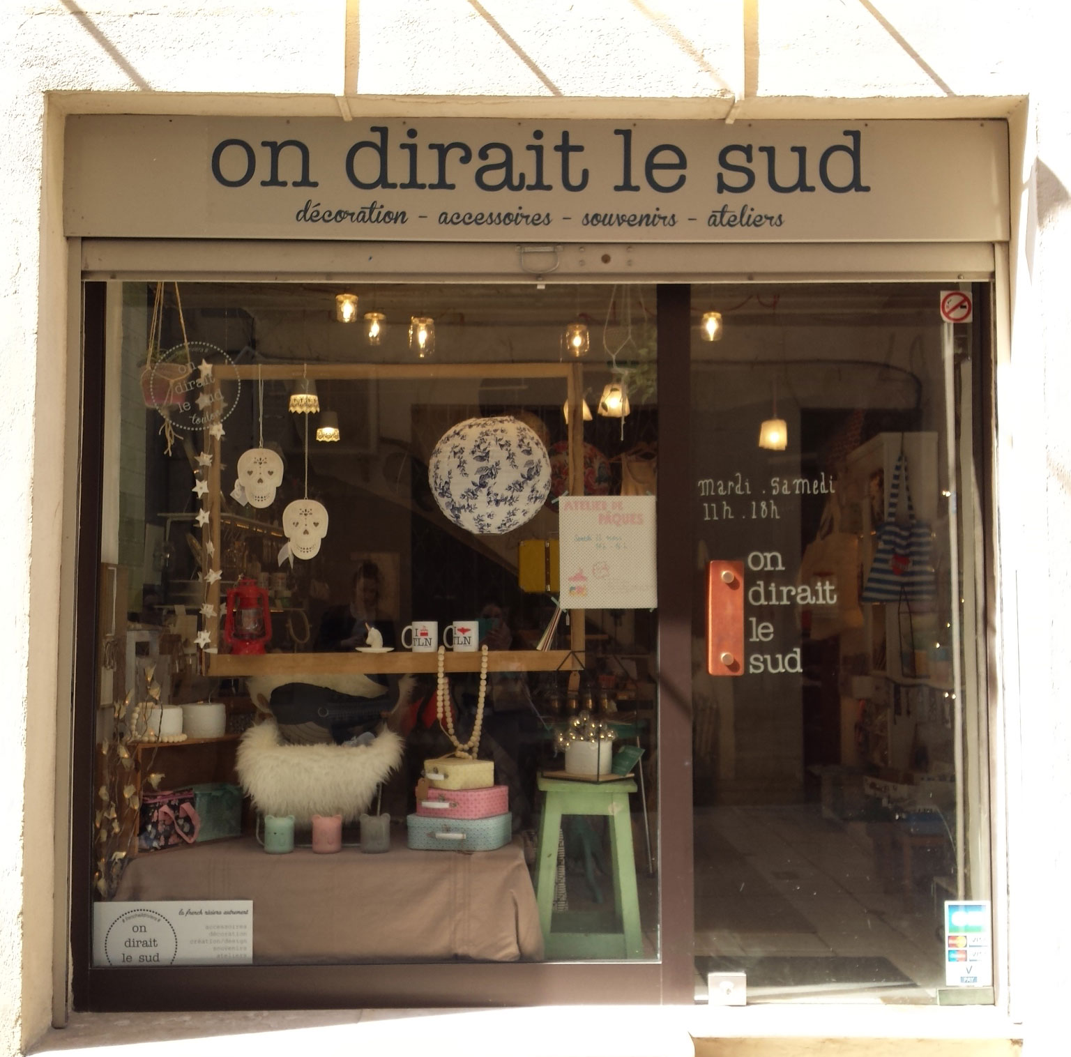 Boutique On dirait le sud Toulon