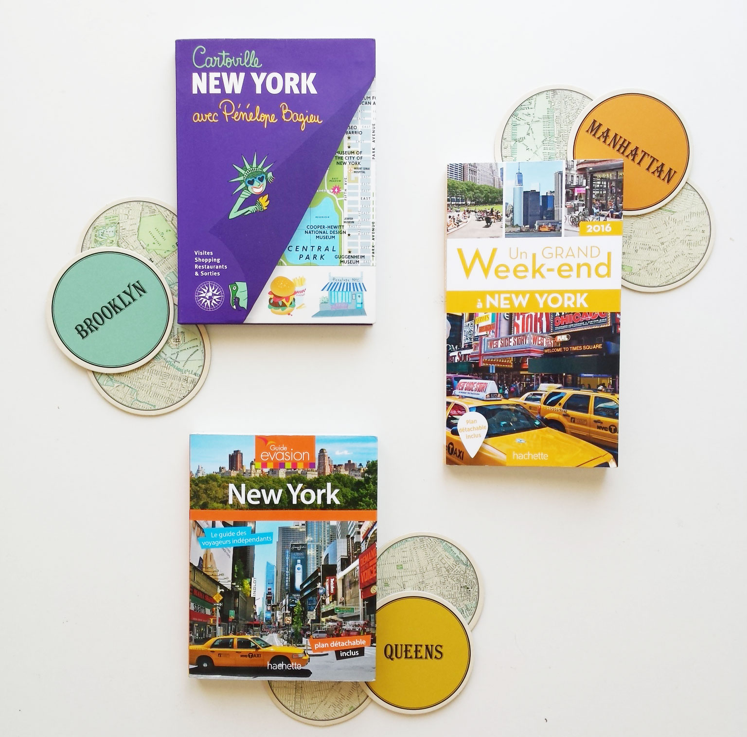 Guides de tourisme New York