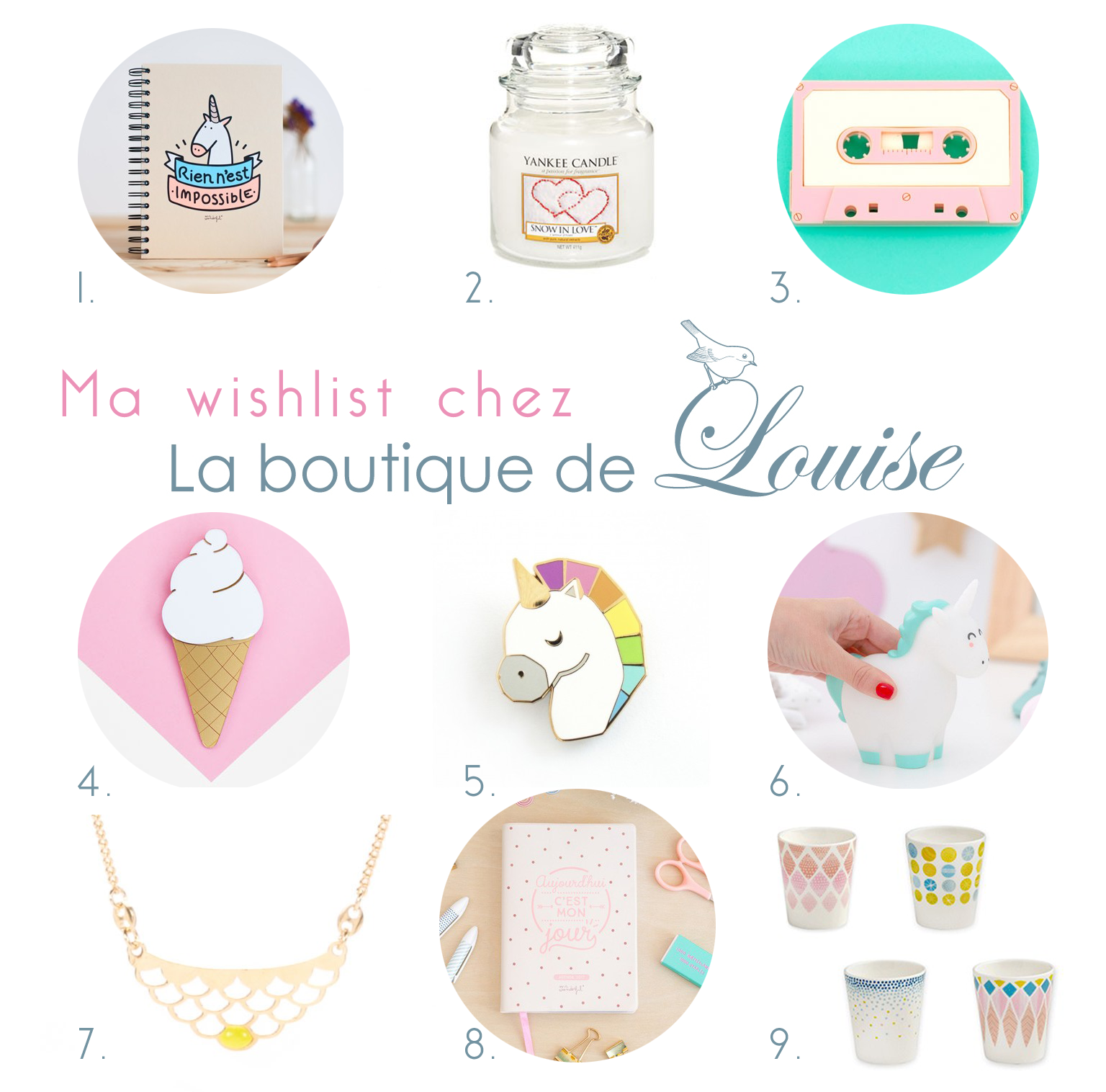 La boutique de Louise