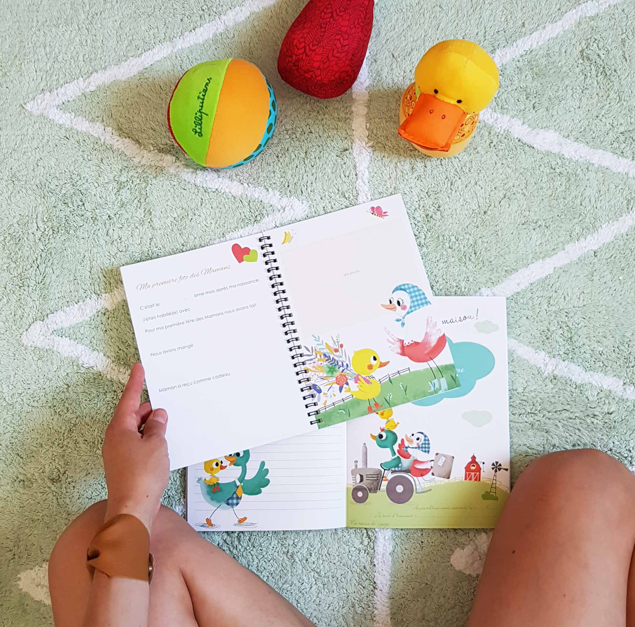 Carnets Baby note