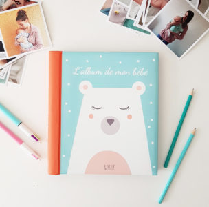 Album bébé Editions First