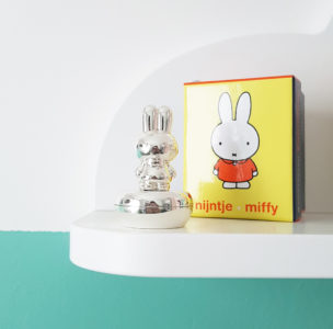 Personnage lapine Miffy