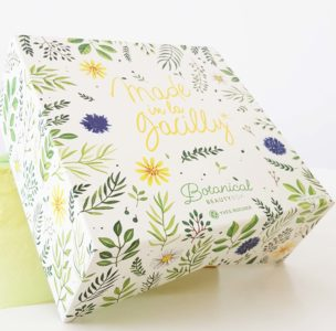 Box Botanical Yves Rocher